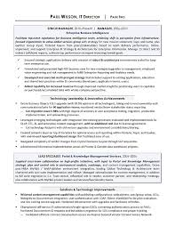 it manager resume sample it director resume best it manager resumes 2016 writing resume sample writing resume format for it manager