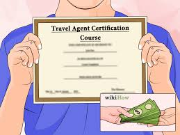 how to get a job as a waiter waitress or server steps become a travel agent online