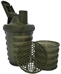 Amazon.com: Grenade <b>Shaker</b> Bottle | <b>BPA Free</b> Sports Bottle