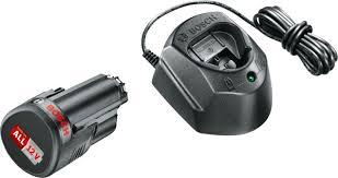 Starter Set 12 B (1 аккумулятор емкостью 1,5 А·ч + <b>зарядное</b> ...