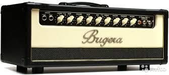 Ламповый <b>гитарный усилитель Bugera V55HD-Infinium</b> купить в ...