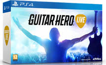 "Купить PS4 <b>Гитара</b> беспроводная + игра <b>Guitar Hero</b> Live ""Game ..."