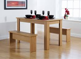 modern wood dining table canada