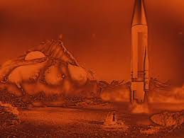 Image result for images of the angry red planet