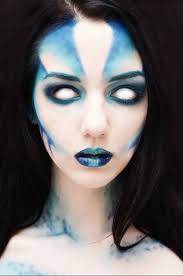 scary makeup ideas for women
