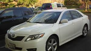 2010 Toyota Camry Se Toyota Camry Se 2010 Start Up And In Depth Tour Youtube