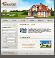 Real Estate Agency SWiSH Template #17397
