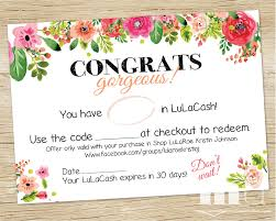 printable coupons cash coupon lulacash moolah roe bucks printable dollar gift card gift certificate voucher best floral design ho approved printable