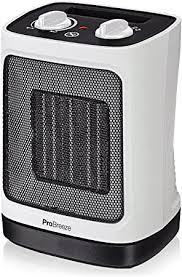 Pro Breeze® 2000W Mini Ceramic <b>Fan Heater</b> - Automatic ...