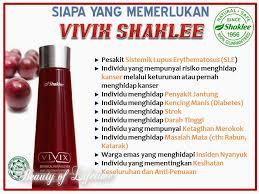 Image result for manfaat vivix shaklee