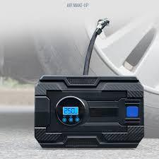 <b>Portable</b> Car <b>Tire Inflator</b> Digital Screen <b>Air Compressor</b> Pump 12V ...