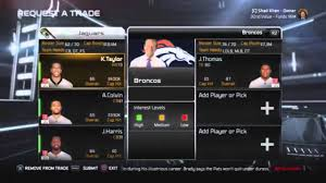 trade glitch madden 15 connected careers rebuilding the jaguars trade glitch madden 15 connected careers rebuilding the jaguars