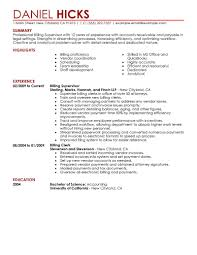law resume examples law sample resumes livecareer legal billing clerk resume example