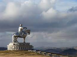 off the beaten path genghis khan statue