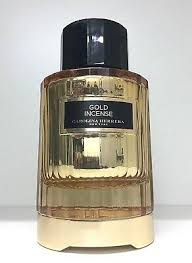<b>GOLD INCENSE Carolina Herrera</b> 100 ML, 3.4 fl.oz, EDP, NO BOX ...