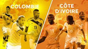 Colombie 2-1 Côte d