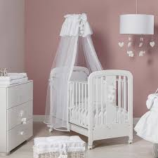 italian baby nursery cot in white miro by picci baby kids baby furniture