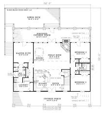 images about Lake House  on Pinterest   Floor Plans  House    Lake House Floor Plans    A few small changes  but