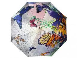 <b>Зонт Flioraj</b> Пробуждение бабочки, цветы 051109 FJ