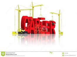job career promotion stock image image  career building job promotion stock photos