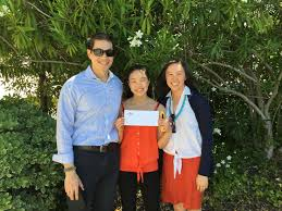 edrc announces be you tiful poetry essay contest winners corina chen first place high school winner grade 9 parents for her poem flowing beauty