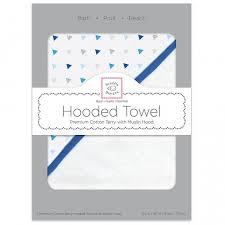 Муслиновое <b>полотенце с капюшоном SwaddleDesigns</b> – купить в ...