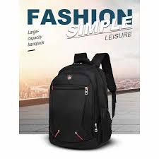 Color : Silver LJL <b>Fashion</b> Casual Backpack Korean <b>Fashion</b> ...