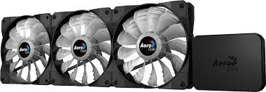 Обзор комплекта <b>вентиляторов Aerocool</b> P7-F12 Pro с RGB ...