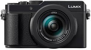 Компактный <b>фотоаппарат Panasonic Lumix</b> DC-LX100 II стоит ...