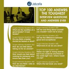 100 interview questions and answers jobzella interview questions top 100 interview questions and answers from jobzella
