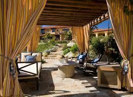 santa barbara hope example of a tuscan patio design in santa barbara with natural stone pavers beautiful living room pillar