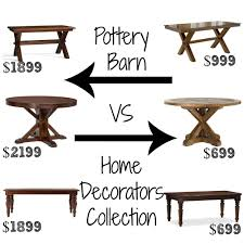 pottery barn style dining table: pbtables pbtables pbtables
