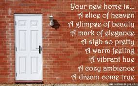 Congratulations messages for new home: New home messages ...