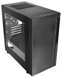 Компьютерный <b>корпус Thermaltake</b> Versa H18 CA-1J4-00S1WN ...