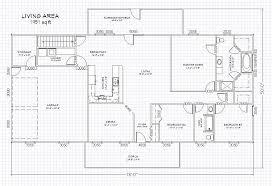 Craftsman Open Floor Plans Basement   slyfelinos comOutstanding Open House Plans   Basement x kB