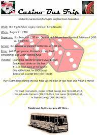 casino bus trip clipart clipartfest bus trip flyer template bus