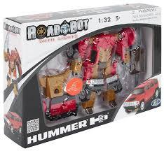 <b>Робот</b>-<b>трансформер Happy</b> Well Hummer H3 52030 — купить по ...