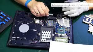 Czyszczenie <b>Lenovo G510</b> - YouTube