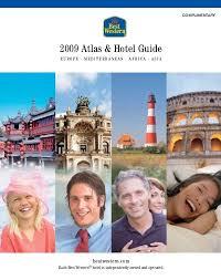 2009 Atlas <b>&</b> Hotel Guide - Best Western