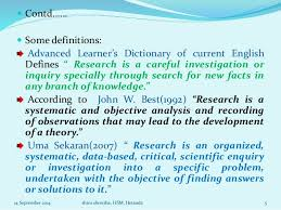 Constructing Hypothesis Week   Department of RS and GISc     DEFINITION     According to Kerlinger