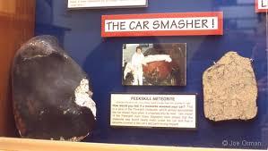 「Peekskill Meteorite 1992」の画像検索結果