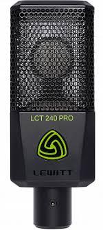 Купить <b>Микрофон LEWITT</b> LCT 240 PRO BLACK с бесплатной ...