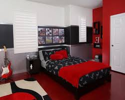 simple black and red bedroom ideas best home design excellent bedroombreathtaking stunning red black white