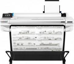 """Струйный <b>плоттер</b> A0+ <b>HP DesignJet T525</b> 36"""", 914 мм (5ZY61A)"""