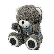 Купить <b>колонку</b> - игрушку <b>Ritmix ST</b>-<b>250</b> Bear BT под нанесение ...