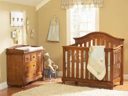 simple wooden nursery furniture with baby nursery furniture
