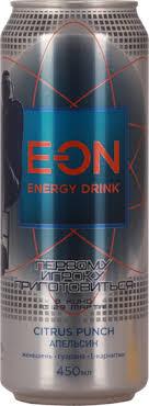 <b>Энергетики</b> : <b>E-ON</b> – купить в сети магазинов Лента.
