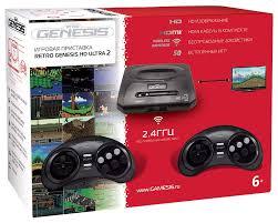 <b>Игровая приставка SEGA Retro</b> Genesis HD Ultra 2 ConSkDn71 ...