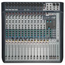 <b>Soundcraft</b> «Signature 16» — <b>Аналоговый микшерный пульт</b> с FX ...