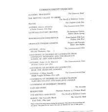 video index harvard order contents